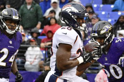 Rookie RBs Freeman, Lindsay pay dividends for Broncos