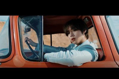 Wanna One alum Park Ji-hoon teases 'Wing' video