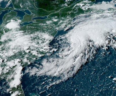Tropical Storm Kyle joins Josephine in Atlantic Basin