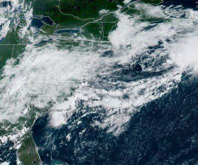 Tropical Storm Kyle moves into open waters of Atlantic