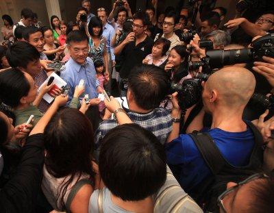 New U.S. envoy assures China