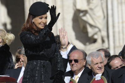Argentina's president to have surgery