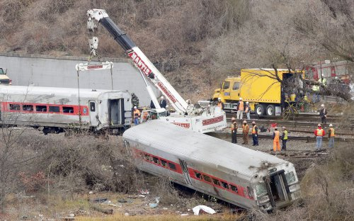 Metro-North train derailment caused by excessive speed