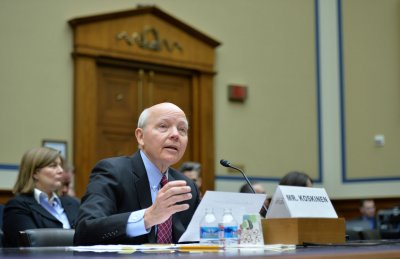 IRS to scrap political group rules