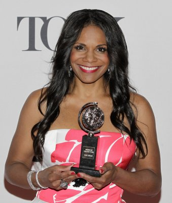 Audra McDonald wins her historic sixth Tony Award for playing Billie Holiday