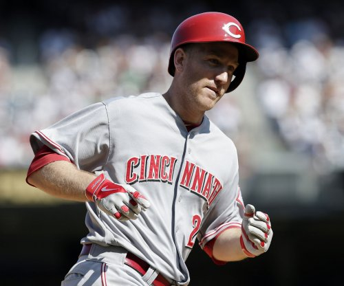 Frazier blast lifts Cincinnati Reds past Pittsburgh Pirates