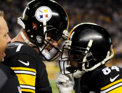 Big Ben throws 6 more TDs, Steelers rout Ravens