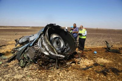 Russian plane crash caused by 'external factors,' airline says
