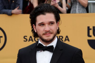 Kit Harington and Rose Leslie make red carpet debut as couple