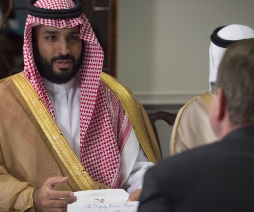 Saudi prince talks oil market stability with U.S.