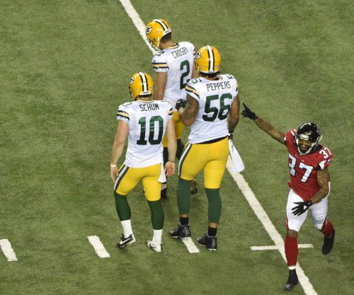 Green Bay Packers hit with injuries in first half against Falcons