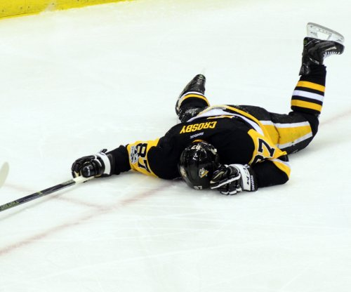 Pittsburgh's Sidney Crosby to miss Penguins Game 4 with concussion