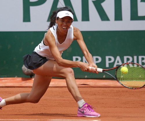 Su-Wei Hsieh rallies to shock 7th-seeded Johanna Konta at French Open