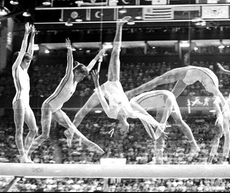 On This Day: Comaneci earns first 10 in Olympics gymnastics