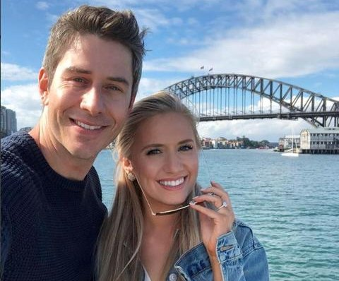 Arie Luyendyk Jr., Lauren Burnham to marry in January