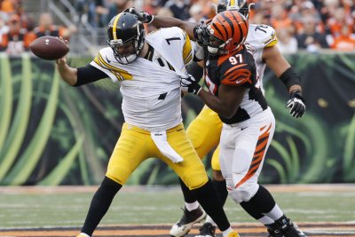 Cincinnati Bengals' Geno Atkins, Carlos Dunlap agree to contract extensions