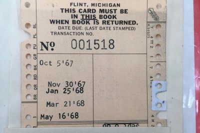 Michigan library book returned after nearly 51 years