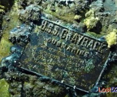 Explorers find long-lost USS Grayback submarine after 75-year mystery