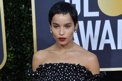 Zoe Kravitz remains 'vigilant' after bulimia battle