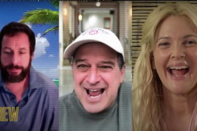 Drew Barrymore, Adam Sandler update '50 First Dates' in new video