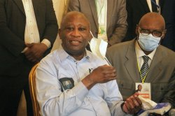 Former President Laurent Gbagbo returns to Ivory Coast after ICC acquittal