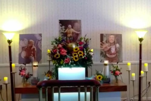 Mourners gather at N.Y. funeral service for Gabby Petito