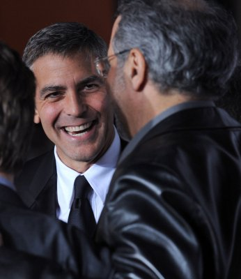 Overture Films acquires Clooney comedy