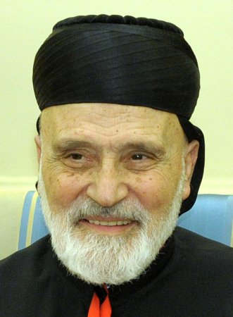 Maronite head sees meddling in Beirut