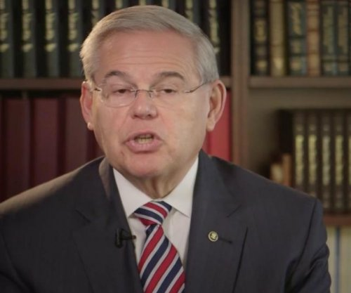 Sen. Menendez launches 'I Stand with Bob' PR campaign