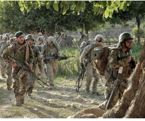 U.S. launches airstrike on Kunduz after Taliban takeover