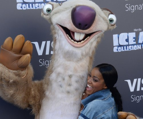 Keke Palmer talks about growing up Peaches over two 'Ice Age' movies