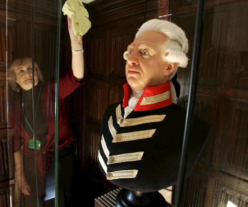 Papers show King George III angry at loss of American colonies