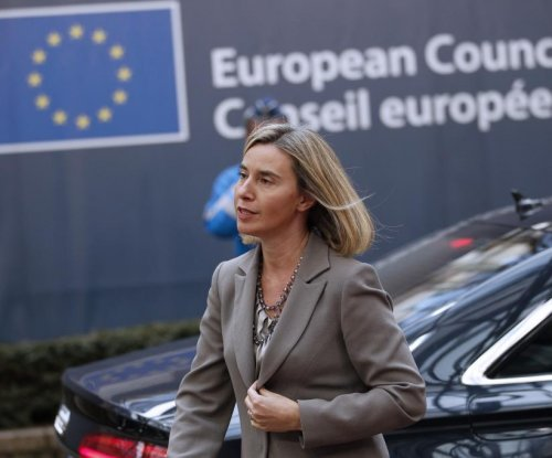 EU's chief diplomat will visit U.S. to lobby for Iran nuclear deal