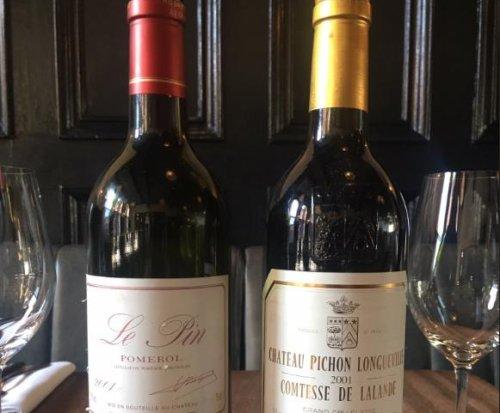 Manchester restaurant accidentally serves $5,000 bottle of wine