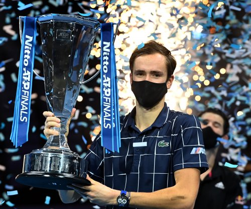 Medvedev stages comeback to beat No. 3 Thiem for ATP Finals crown