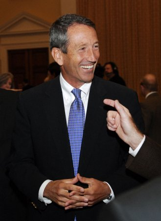 S.C. Gov. Sanford's wife seeking divorce