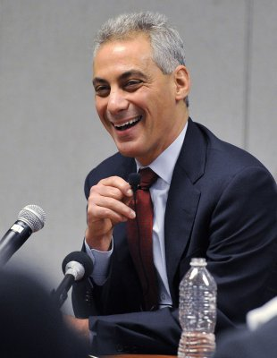 Emanuel would put more cops on the street