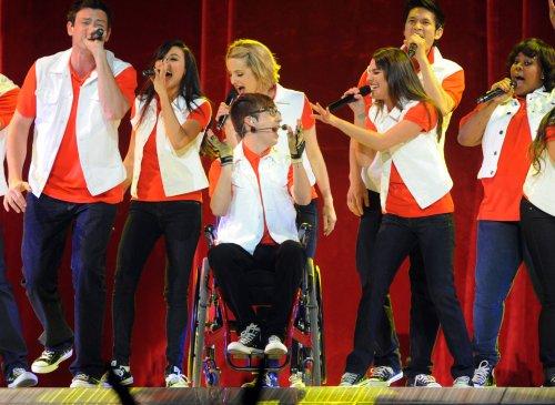 'Glee' tight-lipped on fourth season