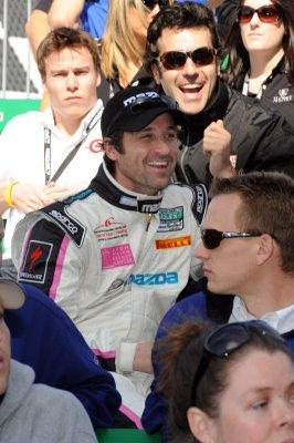 Donohue wins Rolex 24 endurance race