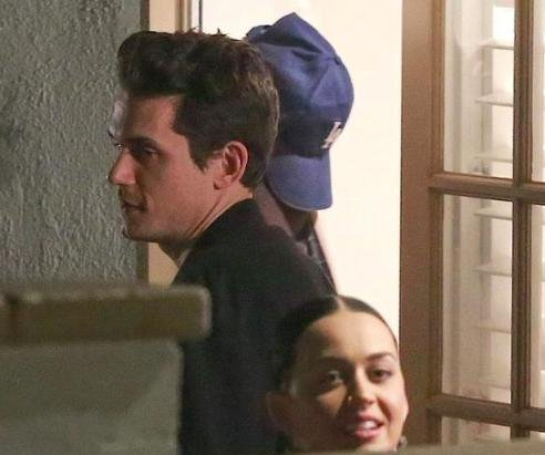 Katy Perry reunites with ex John Mayer for dinner