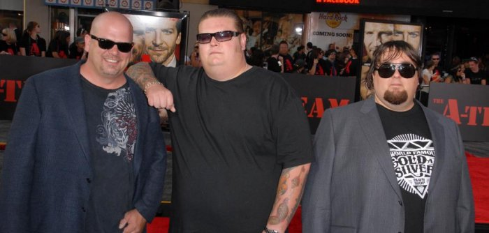 Chumlee arrest report details contents seized during police raid