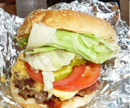 Five Guys dethrones In-N-Out as most favorite burger chain