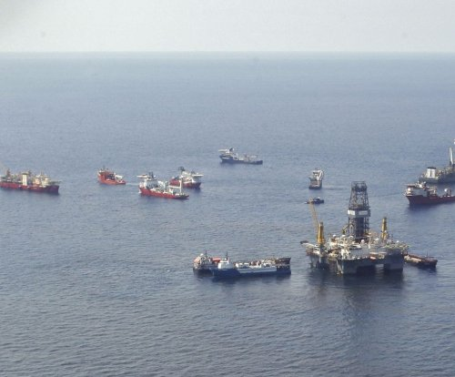 Oil production in the Gulf of Mexico shows resilience