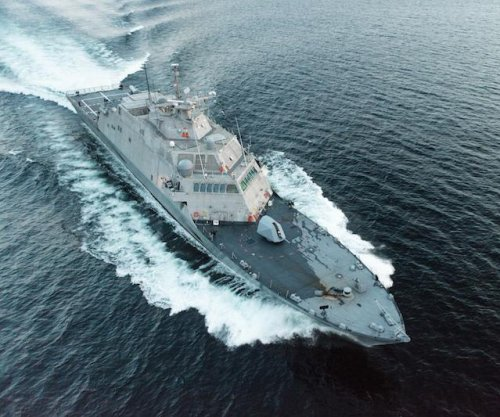 U.S. Navy receives 11th Littoral Combat Ship