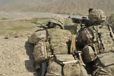 Harris contracted by Army for radios for security force assistance brigades