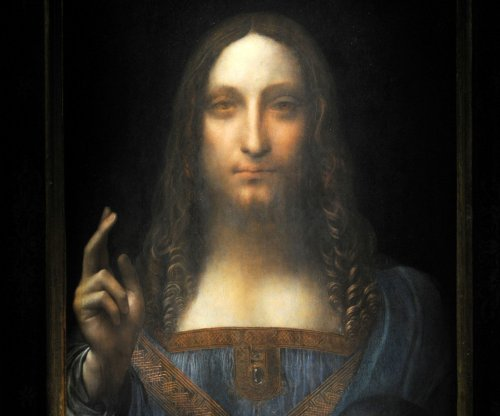 Record-breaking Leonardo painting goes to Louvre Abu Dhabi