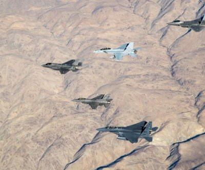 Air Force 'Orange Flag' exercise tests data transfers in combat