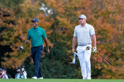 DeChambeau, Johnson among favorites at unique fall Masters
