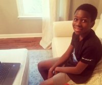 12-year-old boy accepted to Georgia Tech, seeks NASA career