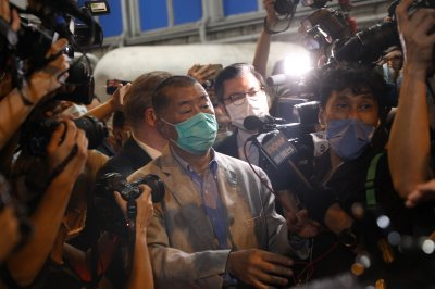 Hong Kong expresses dismay over demands for Jimmy Lai's release